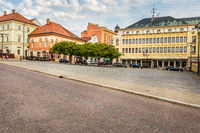 Picturesque historic town of Kutna Hora