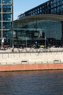 Hauptbahnhof Berlin 08