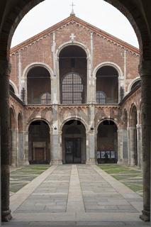 Basilika Sant' Ambrogio in Mailand