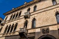 alter palazzo in vicenza, italien