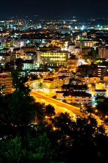 Street light in pattaya city