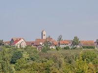Aufkirch bei Überlingen am Bodensee
