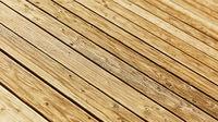 Holz Boden Planken als Hintergrund Textur Header