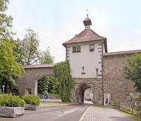 Aufkircher Tor Überlingen, Bodensee