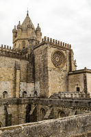 Basilica Sé Catedral de Nossa Senhora da Assunção, Évora, Portugal