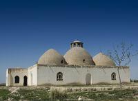 Historische Moschee in Nordafghanistan