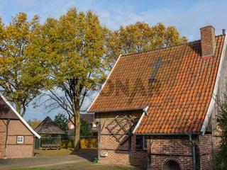 altes haus im Münsterland