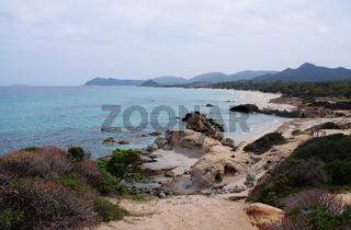 'Punta Di Santa Giusta' - Sardinien
