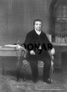 John Jacob Astor, 1763 - 1848, a German-born American businessman