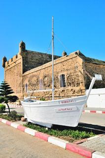 Hafenfestung Essaouira Marokko