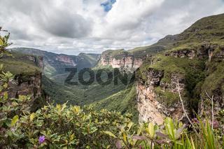 Chapada Diamantina National Park/Vale do Pati