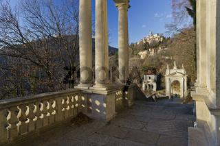 Torbogen Kapelle Sacro Monte di Varese