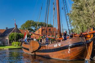 Townscape Heeg n Netherlands