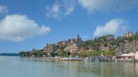 Passignano sul Trasimeno,Trasimenischer See,Umbrien,Italien