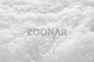 Snow background with space for text