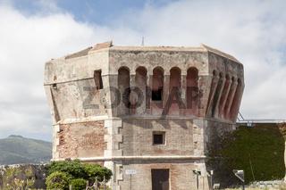 Portoferraio, Turm Torre del Martello, Elba