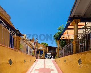 UNESCO Karibik Kuba Trinidad Architekturen 5