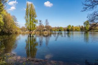 Nordpark Gladbeck, North Rhine-Westphalia, Germany