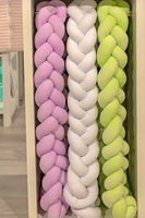Soft Knot Braided Pillow
