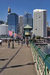 Sydney Australia. Darling Harbour
