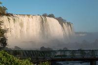 Iguacu waterfalls, South America