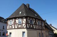 Fachwerkhaus in Runkel an der Lahn