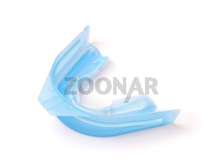 Disposable dental fluoride gel tray