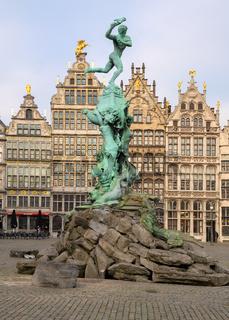 Grote Market, Antwerp, Belgium