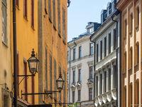 die schwedische stadt Stockholm
