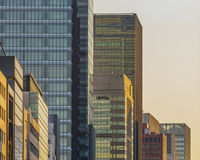 Urban Skyscrapers, Shibuya District, Tokyo, Japan