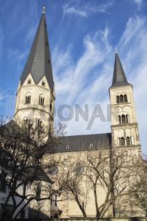 Münsterbasilika in Bonn, Deutschland