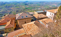 Rooftops of San Marino