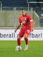 deutscher Fussballer Sercan Sararer  Türkgücü München DFB 3.Liga Saison 2020-21
