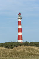 Lighthouse of the island of Ameland