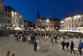 Grande Place in Mons