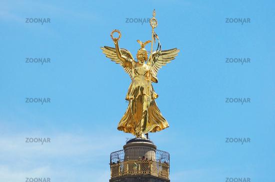 Siegessäule Deutschland Berlin / Victory Column Germany Berlin