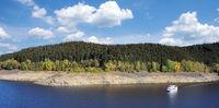 Okertalsperre im Harz,Niedersachsen,Deutschland