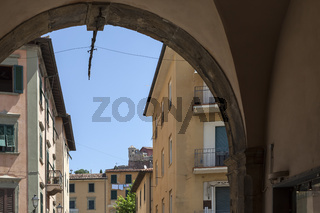 Portoferraio, Eingangstor Porta del Mare, Elba