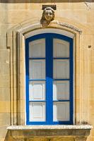 Traditional window on Malta