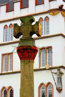 Marktkreuz in Trier