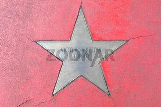 Loriot-Stern am Boulevard der Stars