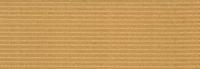 Corrugated cardboard texture banner