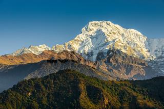 The Annapurna South