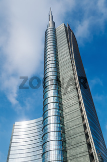 UniCredit Hochhaus in Mailand