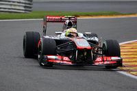 Sergio Perez, Mc Laren Mercedes F1