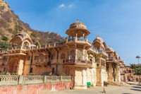 Shri Sitaram Ji Temple in Jaipur area, India