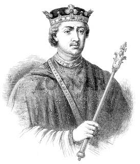 Henry II, 1133 - 1189, King of England