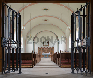 Parish church Saint Blasius, Schmallenberg, Germany