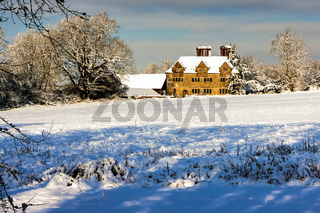 Winter Scene in East Grinstead