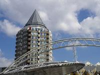 Residential Building Blaaktower - Rotterdam